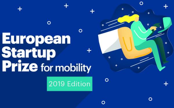 Le European Prize Up for Mobility récompense les start-ups innovantes en matière de mobilité