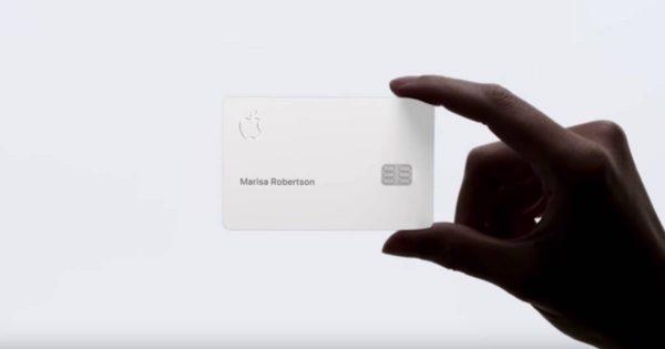 Zoom sur l'Apple Card