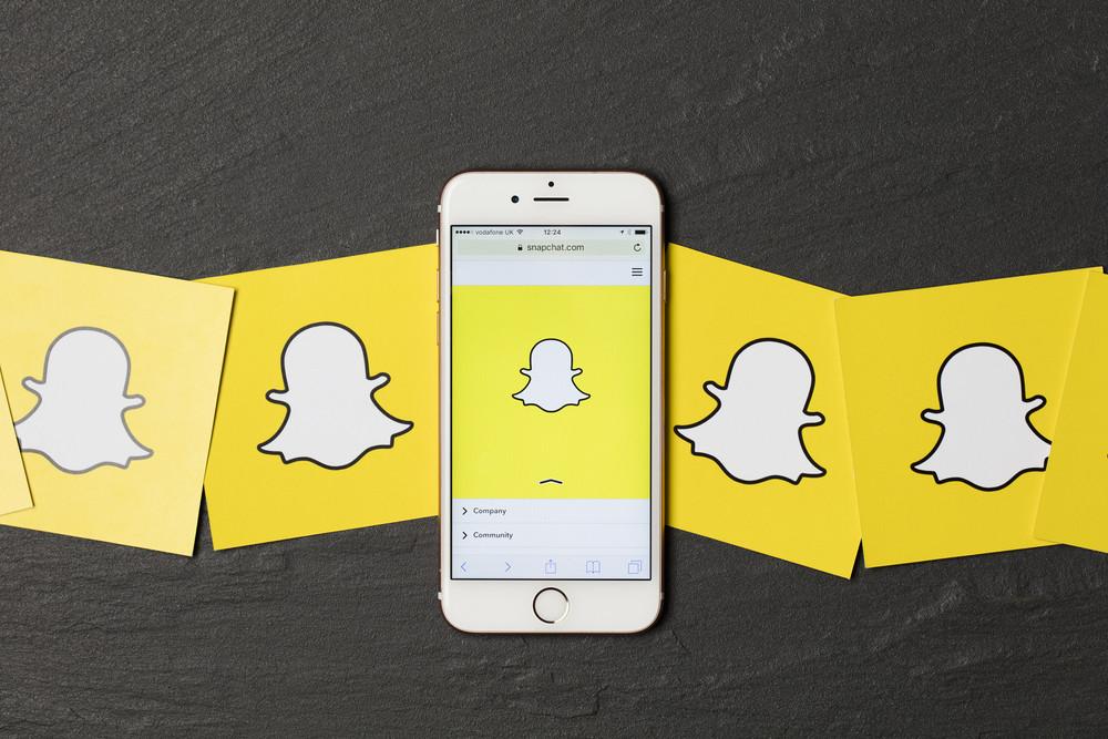 Encore quelques nouveautés pour Snapchat