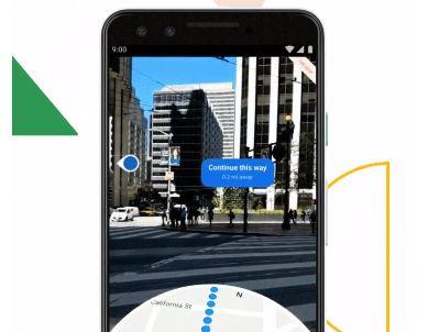 La réalité augmentée débarque sur Google Maps !