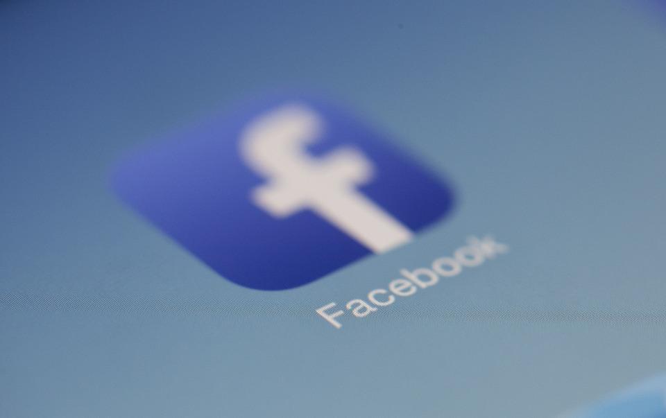 Un espace dédié à l'actualité sur Facebook