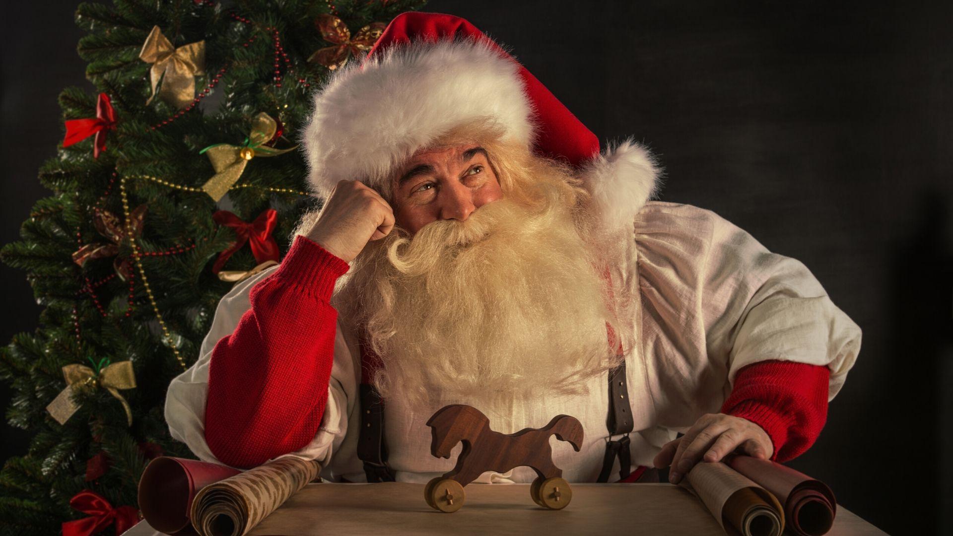 Amazon, le site préféré du Père Noël !