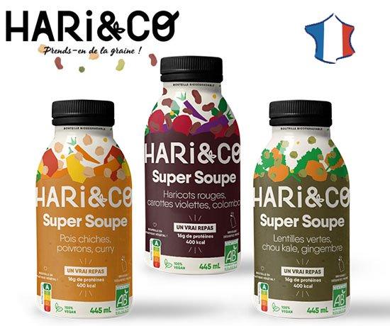 Hari&Co lève 3.2 millions d'euros