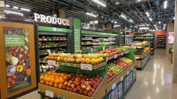 Amazon ouvre son supermarché à Seattle !