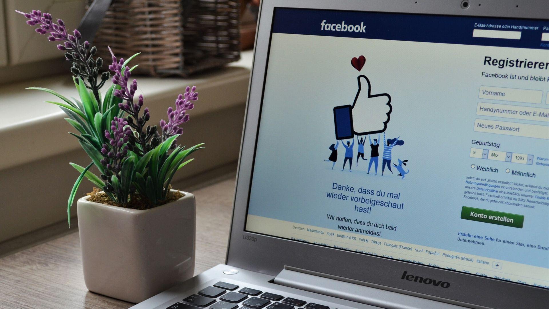 Facebook reste n°1 des réseaux sociaux en France (1)