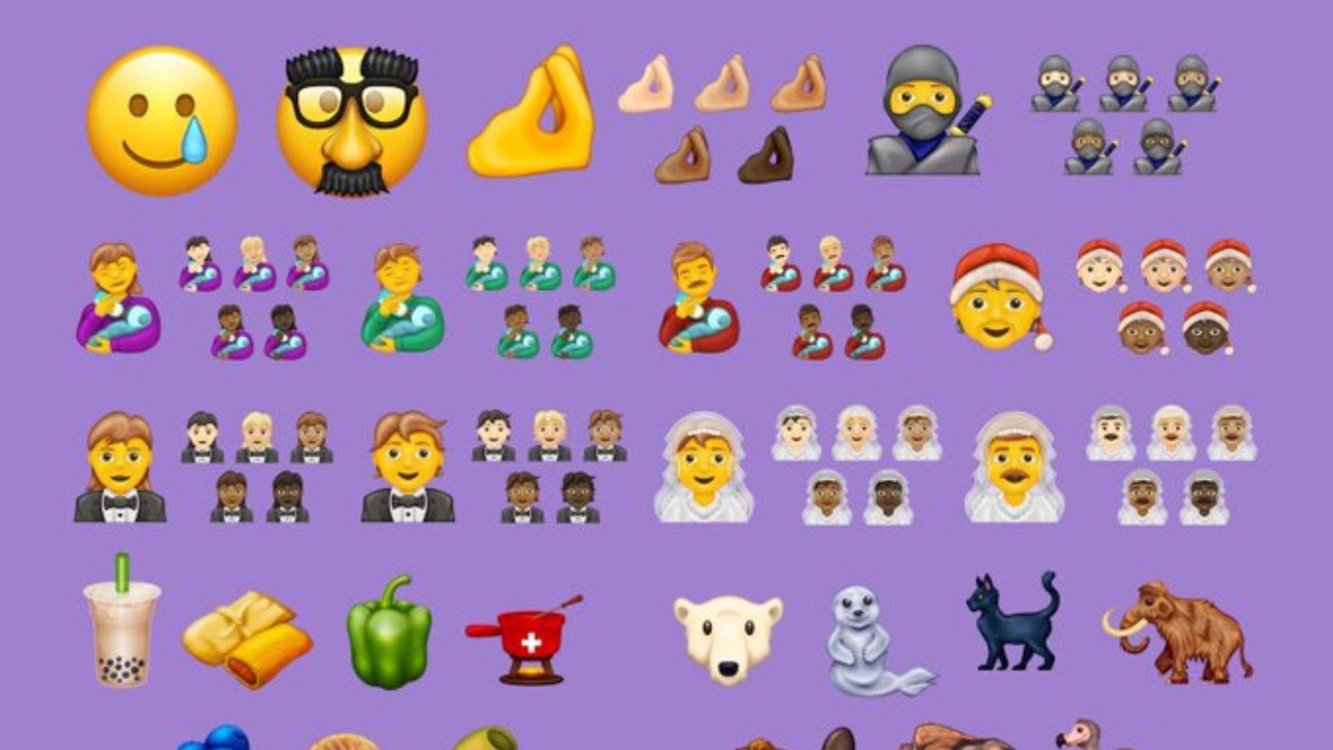 Les nouveaux emojis 2020 sont là !