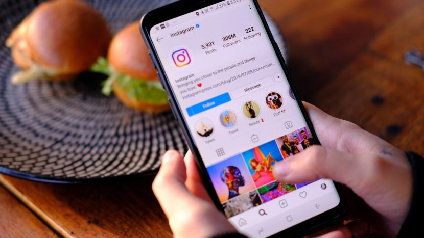 Instagram lance un onglet shopping