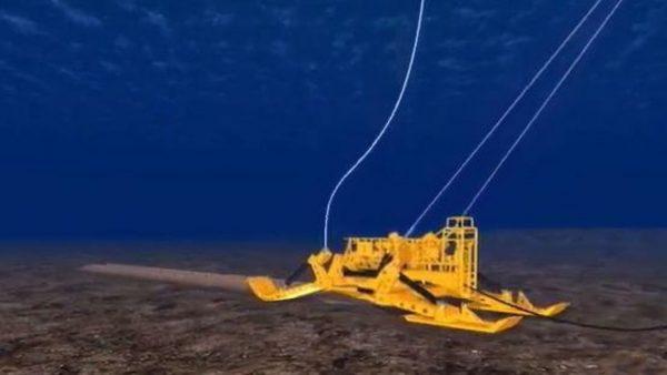 Installation d'un câble sous-marin de 6 500 km par Google