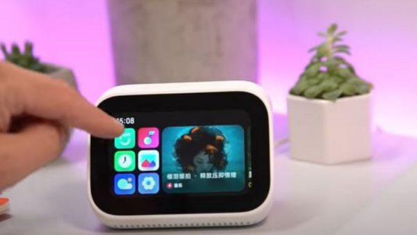 Xiaomi sort une horloge numérique originale
