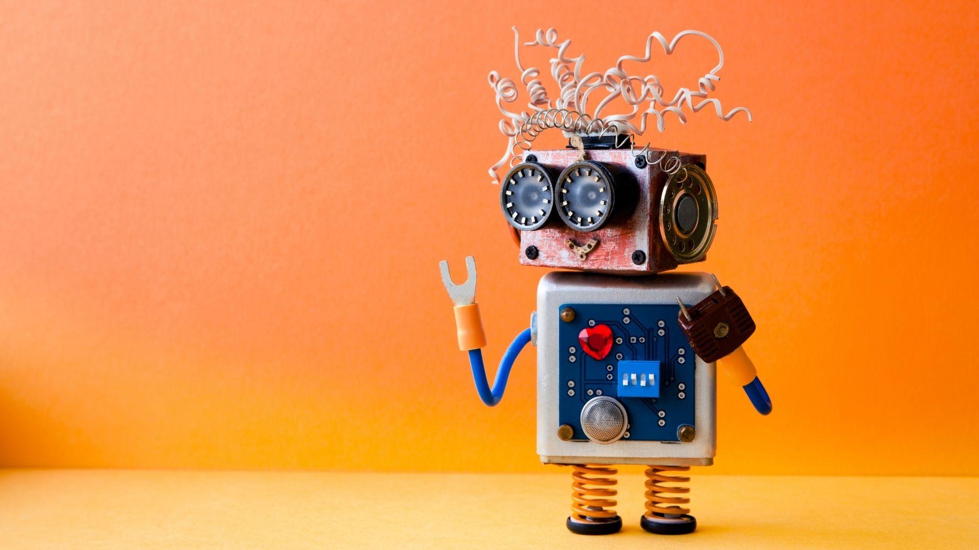 Amazon présente son petit robot domestique !